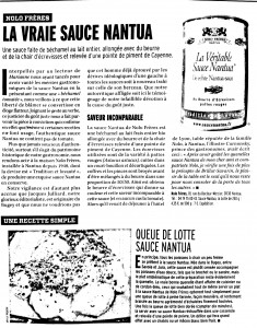 Article Quenelles